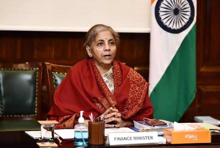 Nirmala Sitharaman Contact Address, Phone Number, Whatsapp Number, Email ID, Website 8