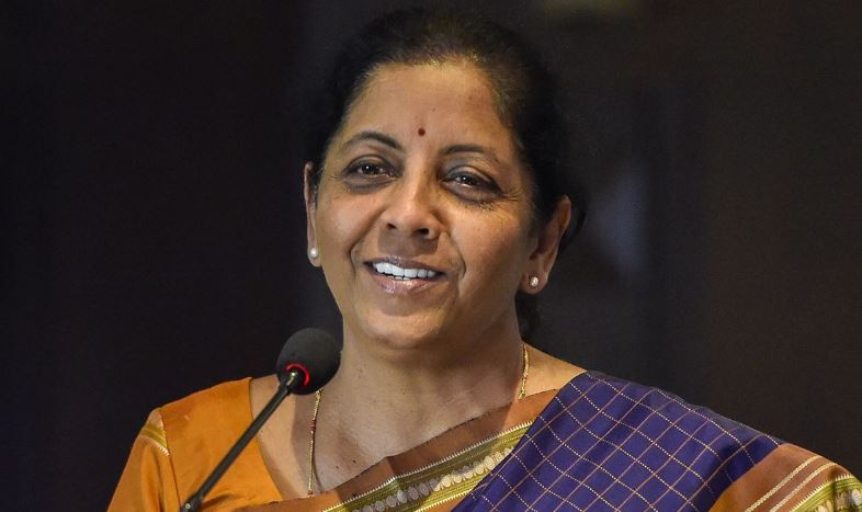 Nirmala Sitharaman Contact Address, Phone Number, Whatsapp Number, Email ID, Website 3