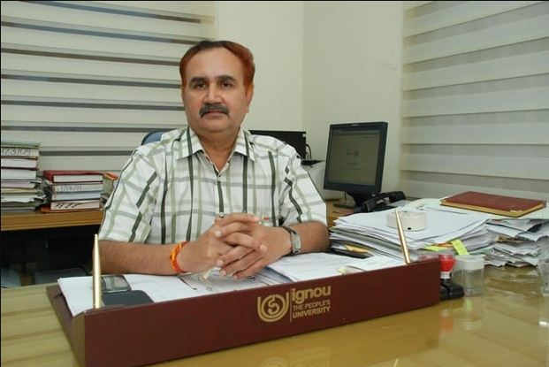 Professor Nageshwar Rao Contact Address, Phone Number, Whatsapp Number, Email ID, Website 1