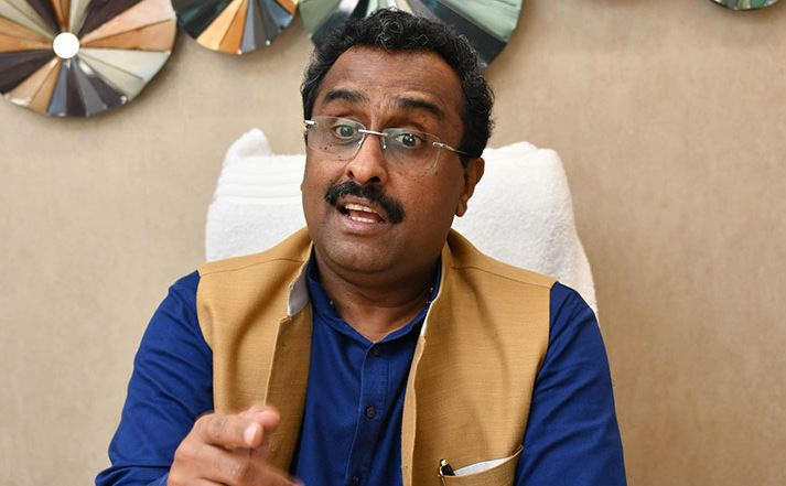 Ram Madhav Contact Address, Phone Number, Whatsapp Number, Email ID, Website 4