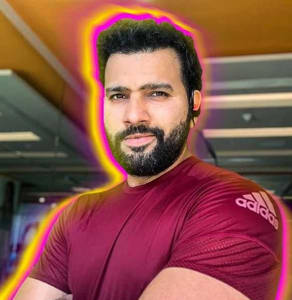 Rohit Sharma Contact Address, Phone Number, Whatsapp Number, Email ID, Website