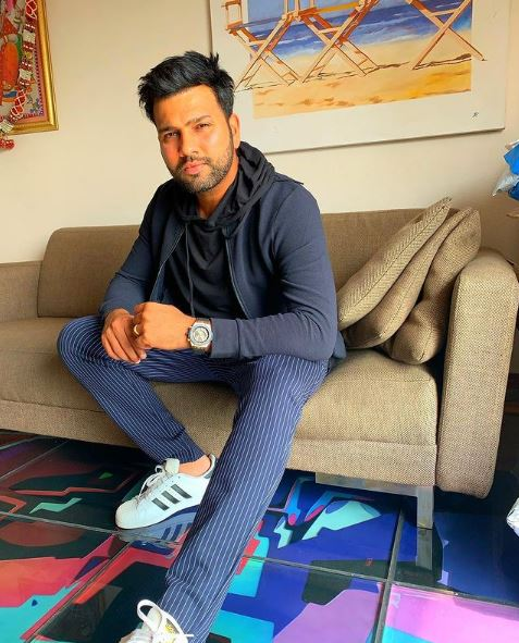 Rohit Sharma Contact Address, Phone Number, Whatsapp Number, Email ID, Website 7