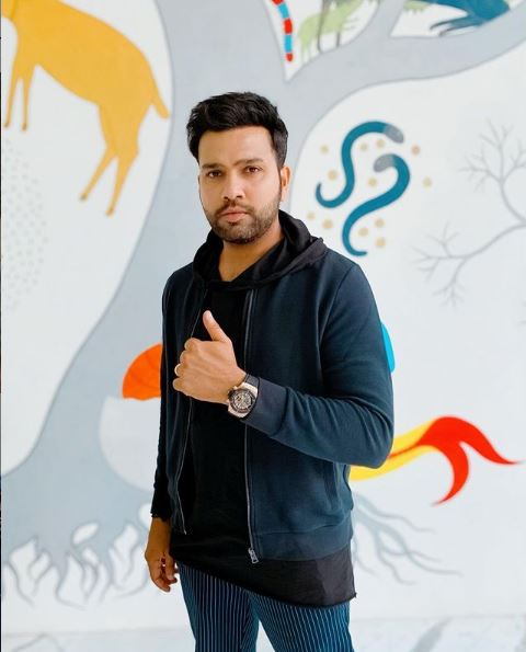Rohit Sharma Contact Address, Phone Number, Whatsapp Number, Email ID, Website 6