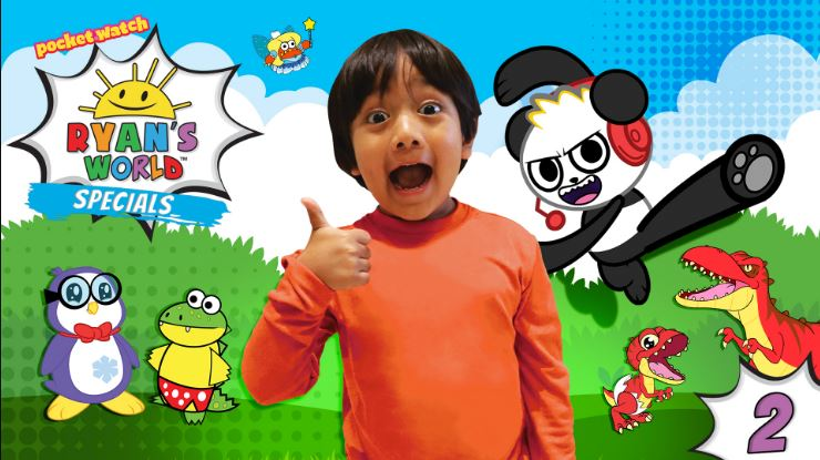 Ryan ToysReview Contact Address, Phone Number, Whatsapp Number, Email ID, Website 3