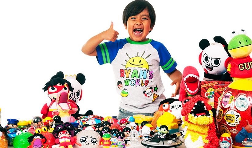 Ryan ToysReview Contact Address, Phone Number, Whatsapp Number, Email ID, Website 8