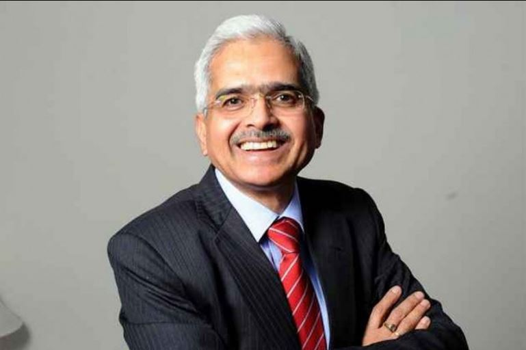 Shaktikanta Das Contact Address, Phone Number, Whatsapp Number, Email ID, Website