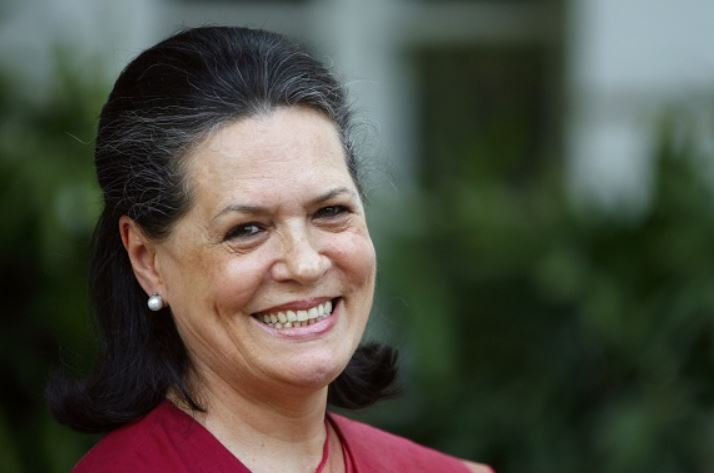 Sonia Gandhi Contact Address, Phone Number, Whatsapp Number, Email ID, Website 2
