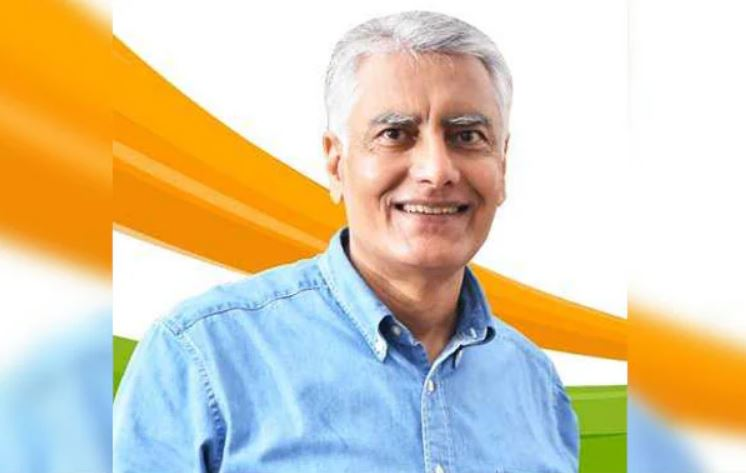 Sunil Jakhar Contact Address, Phone Number, Whatsapp Number, Email ID, Website