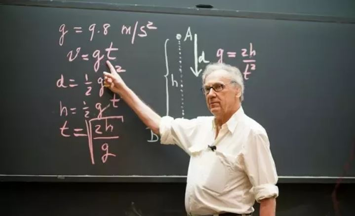 Walter Lewin Contact Address, Phone Number, Whatsapp Number, Email ID, Website 8