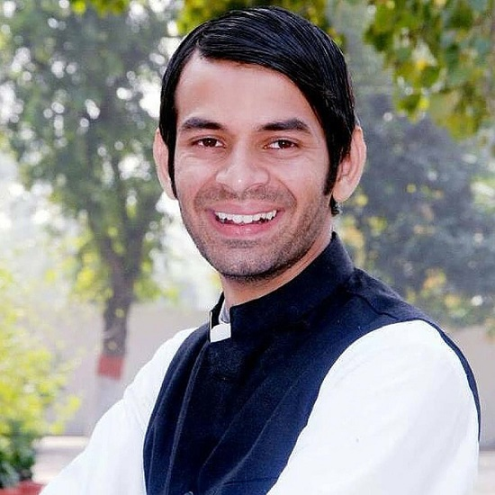 Tej Pratap Yadav Contact Address, Phone Number, Whatsapp Number, Email ID, Website