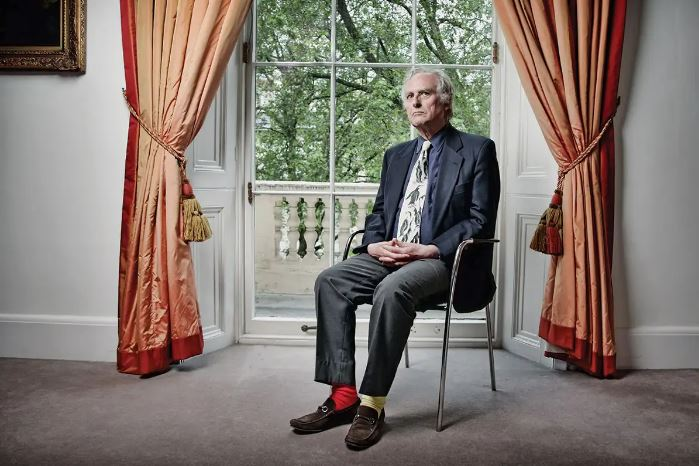 Richard Dawkins Contact Address, Phone Number, Whatsapp Number, Email ID, Website 8