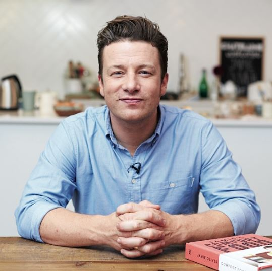 Jamie Oliver Contact Address, Phone Number, Whatsapp Number, Email ID, Website 1