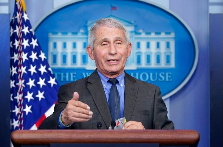 Anthony Fauci Contact Address, Phone Number, Whatsapp Number, Email ID, Website 8