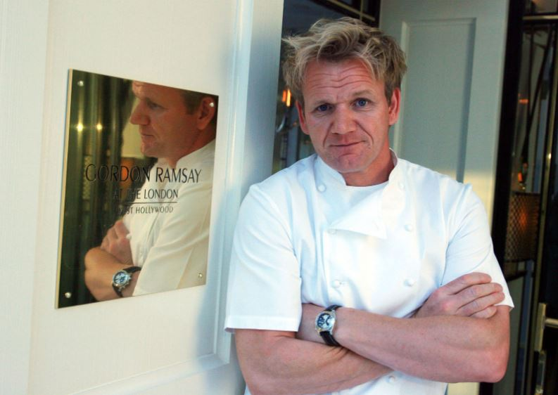 Gordon Ramsay Contact Address, Phone Number, Whatsapp Number, Email ID, Website 6