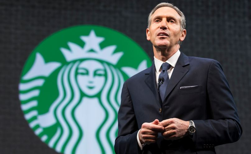 Howard Schultz Contact Address, Phone Number, Whatsapp Number, Email ID, Website 6