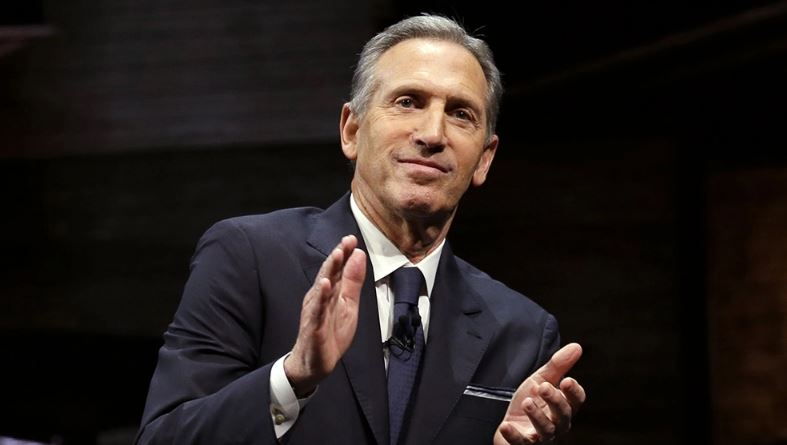 Howard Schultz Contact Address, Phone Number, Whatsapp Number, Email ID, Website 5