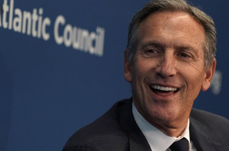 Howard Schultz Contact Address, Phone Number, Whatsapp Number, Email ID, Website 3