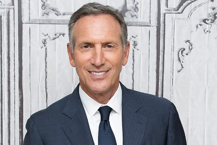 Howard Schultz Contact Address, Phone Number, Whatsapp Number, Email ID, Website 2
