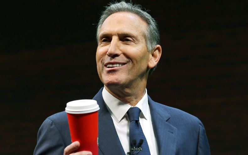 Howard Schultz Contact Address, Phone Number, Whatsapp Number, Email ID, Website 4