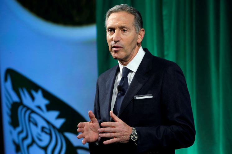 Howard Schultz Contact Address, Phone Number, Whatsapp Number, Email ID, Website 8