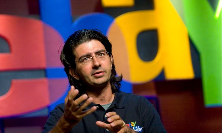 Pierre Omidyar Contact Address, Phone Number, Whatsapp Number, Email ID, Website 5
