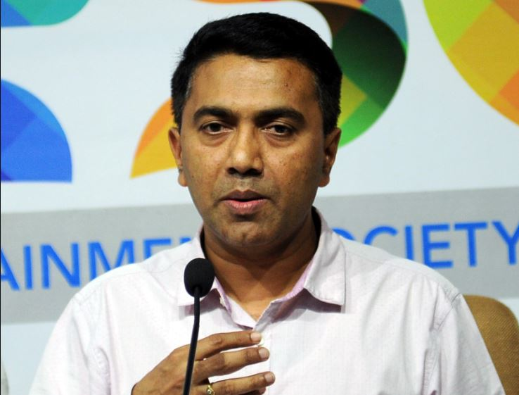 Pramod Sawant Contact Address, Phone Number, Whatsapp Number, Email ID, Website 2