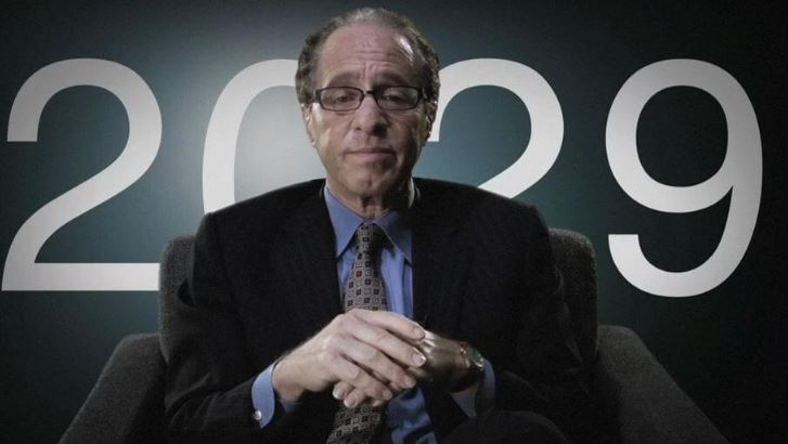 Ray Kurzweil Contact Address, Phone Number, Whatsapp Number, Email ID, Website 6