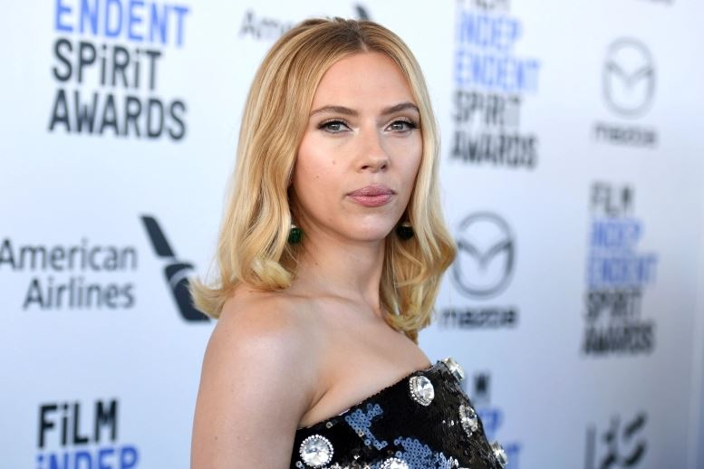 Scarlett Johansson Contact Address, Phone Number, Whatsapp Number, Email ID, Website 4