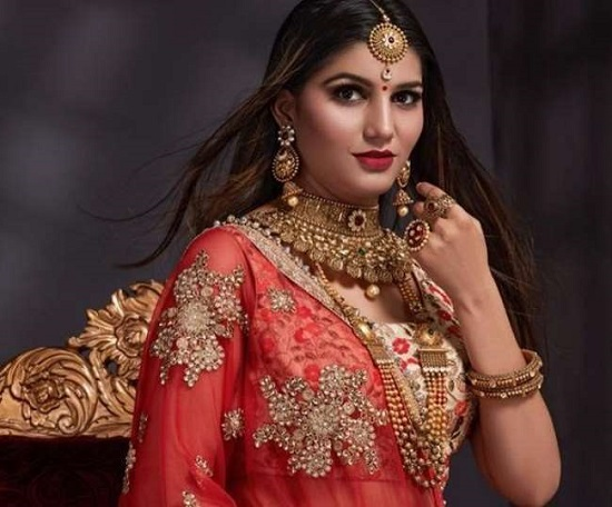 Sapna Choudhary Contact Address, Phone Number, Whatsapp Number, Email ID, Website 2