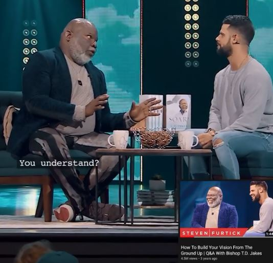 Steven Furtick Contact Address, Phone Number, Whatsapp Number, Email ID, Website 16
