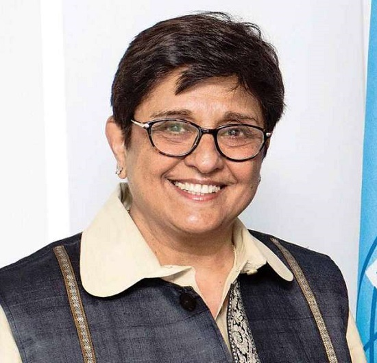 Kiran Bedi Contact Address, Phone Number, Whatsapp Number, Email ID, Website 12