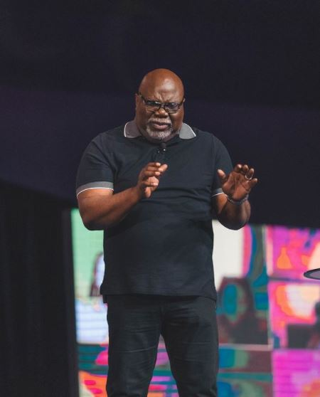 Bishop T.D. Jakes Contact Address, Phone Number, Whatsapp Number, Email ID, Website 11