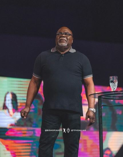 Bishop T.D. Jakes Contact Address, Phone Number, Whatsapp Number, Email ID, Website 14