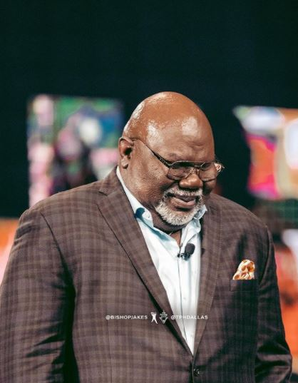 Bishop T.D. Jakes Contact Address, Phone Number, Whatsapp Number, Email ID, Website 10