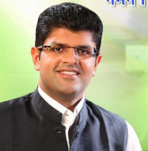 Dushyant Singh Chautala Contact Address, Phone Number, Whatsapp Number, Email ID, Website 3