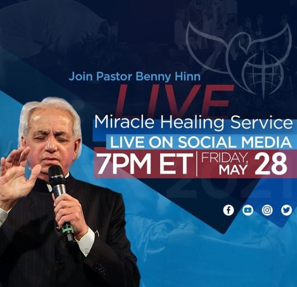 Benny Hinn Contact Address, Phone Number, Whatsapp Number, Email ID, Website 10