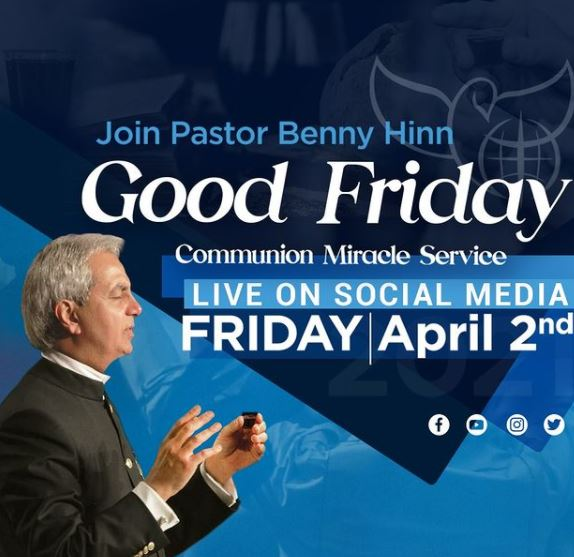 Benny Hinn Contact Address, Phone Number, Whatsapp Number, Email ID, Website 14