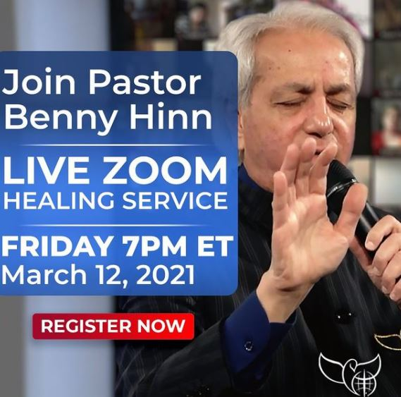 Benny Hinn Contact Address, Phone Number, Whatsapp Number, Email ID, Website 9