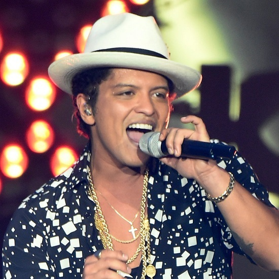 Bruno Mars Contact Address, Phone Number, Whatsapp Number, Email ID, Website