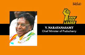 V. Narayanasamy Contact Address, Phone Number, Whatsapp Number, Email ID, Website 5