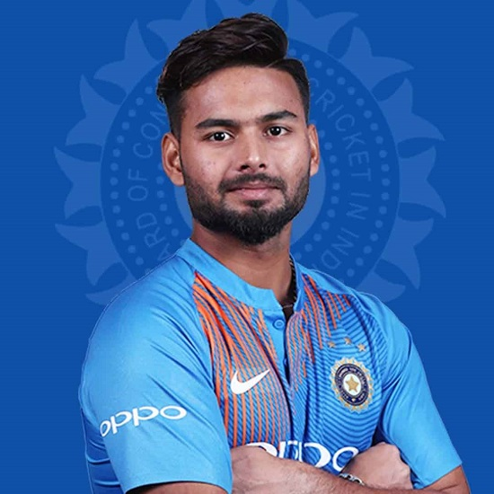 Rishabh Pant Contact Address, Phone Number, Whatsapp Number, Email ID, Website 4