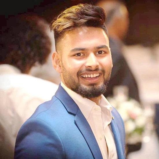 Rishabh Pant Contact Address, Phone Number, Whatsapp Number, Email ID, Website 1