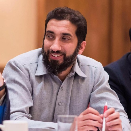 Nouman Ali Khan Contact Address, Phone Number, Whatsapp Number, Email ID, Website 13