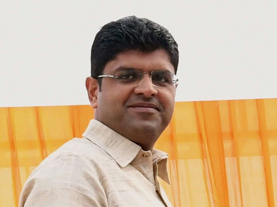 Dushyant Singh Chautala Contact Address, Phone Number, Whatsapp Number, Email ID, Website 6
