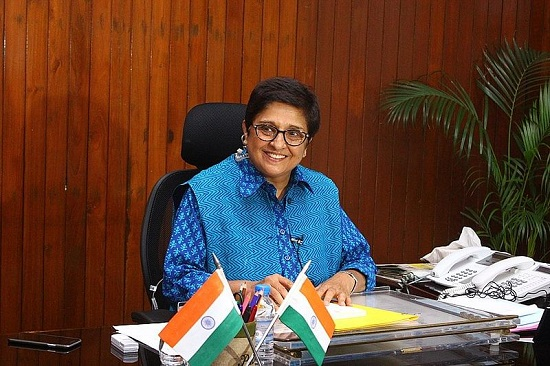 Kiran Bedi Contact Address, Phone Number, Whatsapp Number, Email ID, Website 7