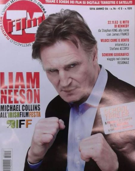 Liam Neeson Contact Address, Phone Number, Whatsapp Number, Email ID, Website 9