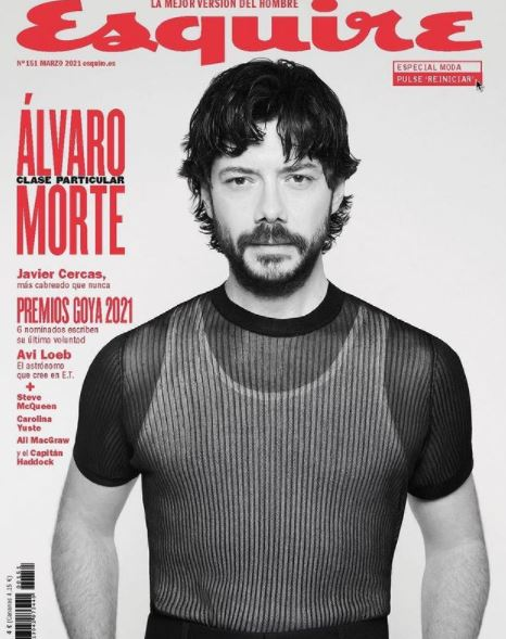 Álvaro Morte Contact Address, Phone Number, Whatsapp Number, Email ID, Website