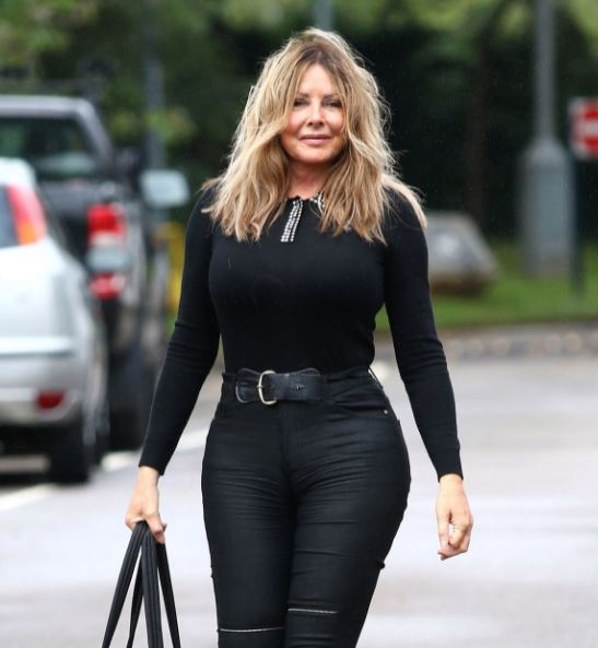 Carol Vorderman Contact Address, Phone Number, Whatsapp Number, Email ID, Website 19