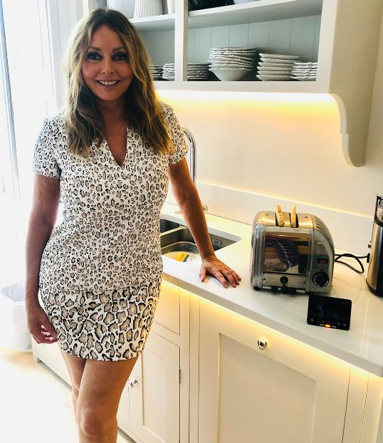 Carol Vorderman Contact Address, Phone Number, Whatsapp Number, Email ID, Website 18