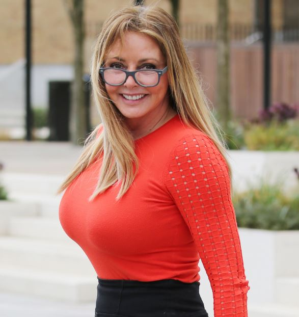 Carol Vorderman Contact Address, Phone Number, Whatsapp Number, Email ID, Website 14